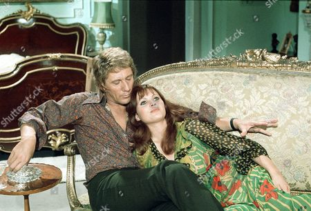 'Jason King' - 'All That Glisters - Part 1' - Clinton Greyn and Madeline Smith