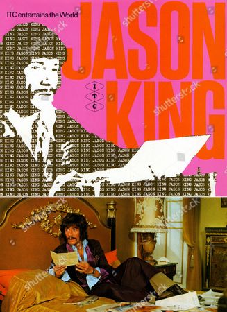'Jason King' - Publcity material - Peter Wyngarde
