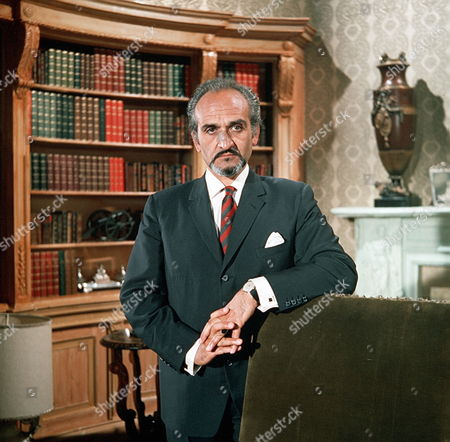 'Man in a Suitcase' - 'Burden of Proof' - Roger Delgado