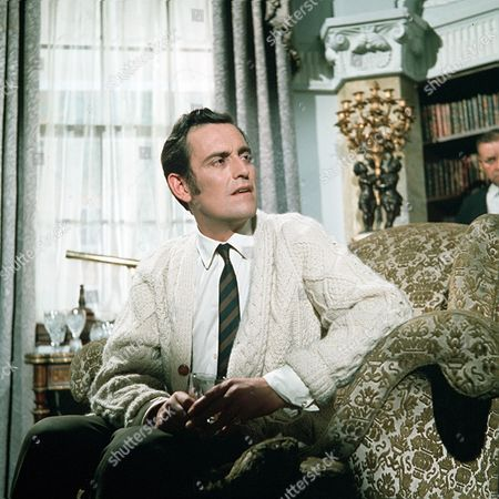 'Man in a Suitcase' TV - Castle in the Clouds - 1968 - Gerald Flood.
