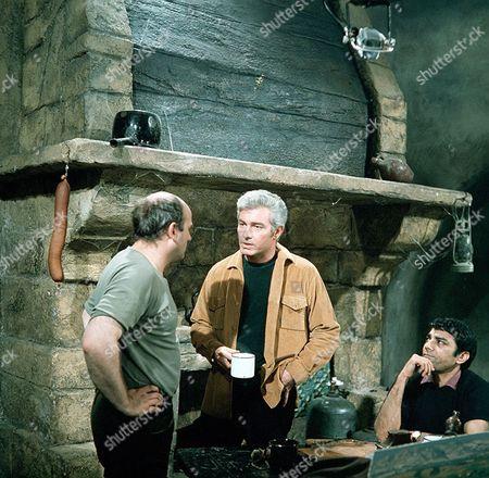 'Man in a Suitcase' - 'Night Flight to Andorra' - Ewan Hooper, Richard Bradford and Zia Mohyeddin