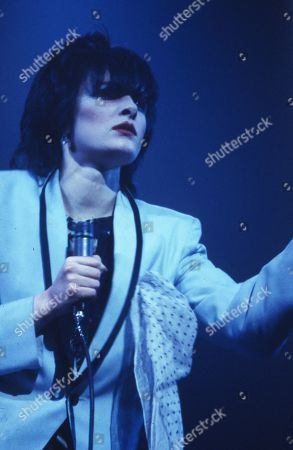 Siouxsie and the Banshees - Siouxsie Sioux - vocals