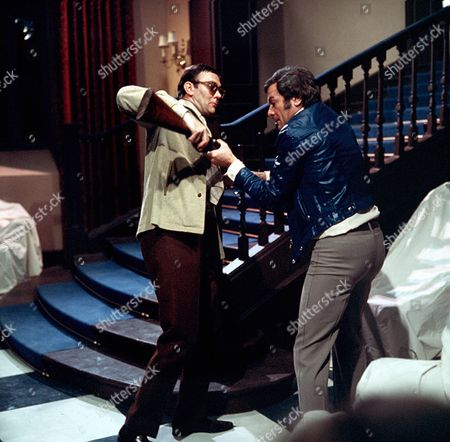 'The Persuaders'  - 'Take Seven' - Garfield Morgan and Tony Curtis.