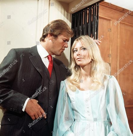'The Persuaders'  - 'The Old,the New and the Deadly' - Roger Moore and Juliet Harmer