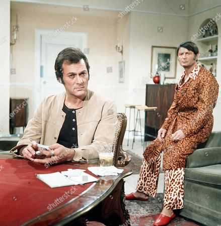 'The Persuaders'  - 'Angie, Angie' - Tony Curtis and Larry Storch