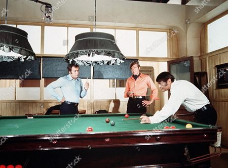'The Persuaders'  - 'Angie, Angie' - Tony Curtis, Roger Moore and Larry Storch
