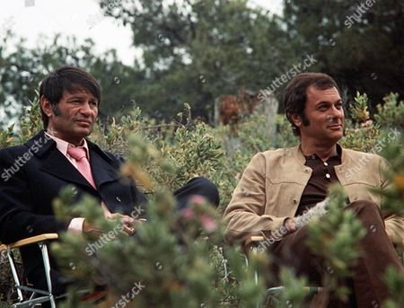 'The Persuaders'  - 'Angie, Angie' - Larry Storch and Tony Curtis