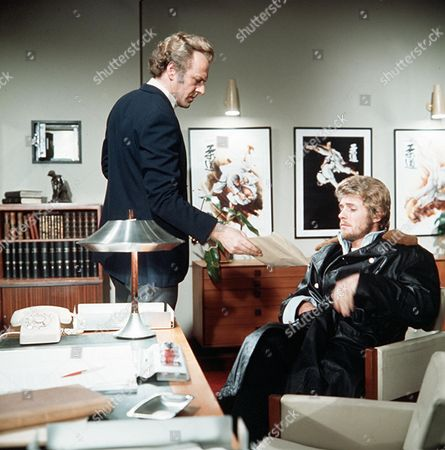 'The Persuaders'  - 'The Morning After' - Bernard Horsfall and Tony Bonner