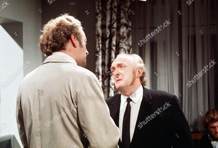 'The Persuaders'  - 'The Morning After' - Bernard Horsfall and Frank Gatliff