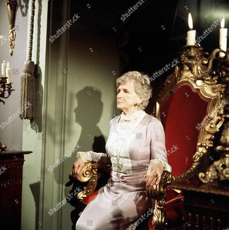 Stock Photo of 'The Persuaders'  - 'The Ozerov Inheritance'  -  Gladys Cooper