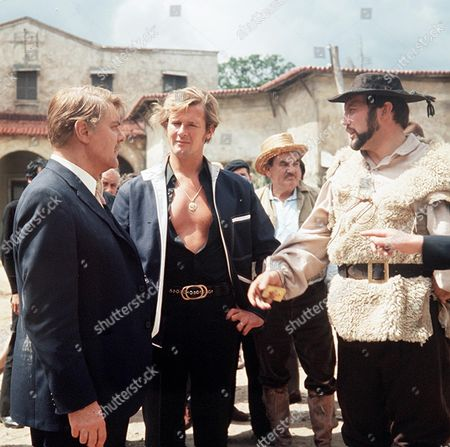 'The Persuaders'  - 'A Death in the Family' - Thorley Walters and Roger Moore