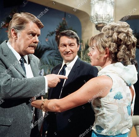 'The Persuaders'  - 'A Death in the Family' - Thorley Walters