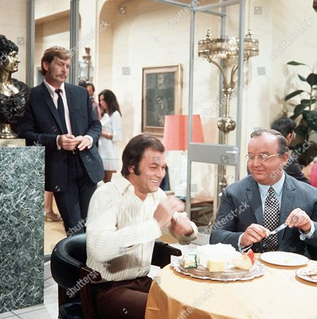 'The Persuaders'  - 'To the Death Baby' -  Tony Curtis and Harold Innocent