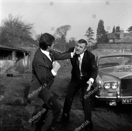 'The Persuaders' - 'Thats Me Over There' - Roger Moore and Derek Newark