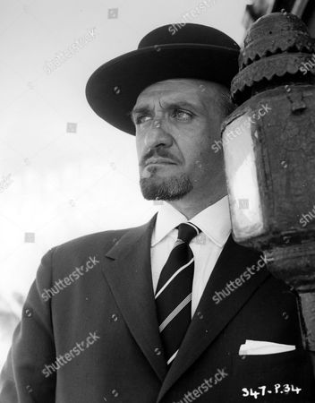 'The Singer not the Song'   Film  Roger Delgado