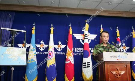 Editorial photo of South Korea, North Korea - Nov 2010