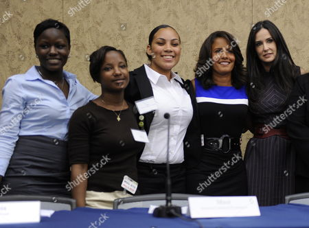 Editorial picture of Usa Congress Sex Slavery - May 2010