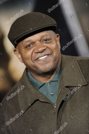 Stock Photo of Us Actor and Cast Member Charles S Dutton Arrives For the 'Legion' World Premiere in Los Angeles California Usa 21 January 2010 Dutton Plays the Role of 'Percy Walker' in This Terrifying Vision of the Apocalypse United States Los Angeles