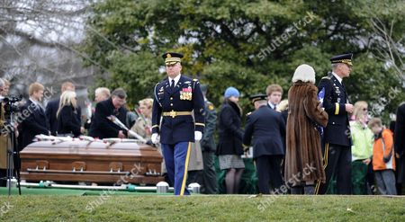 Editorial picture of Usa Haig Funeral - Mar 2010