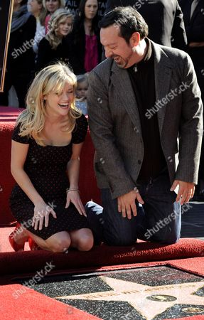 Editorial picture of Usa Hollywood Star Ceremony - Dec 2010