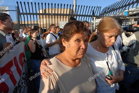 Editorial photo of Usa Migrant Death Protest - Jun 2010