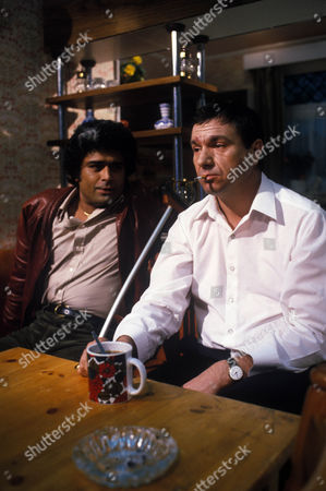 'Bloomfield'  TV - 1983 - Marc Zuber as Bloomfield and Michael Elphick as Billy Gibbs.