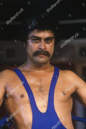 'Bloomfield'  TV - 1983 - Marc Zuber as Bloomfield.