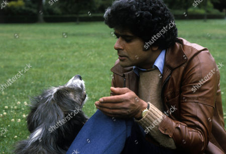 'Bloomfield'  TV - 1983 -  Marc Zuber as Bloomfield with stray dog.