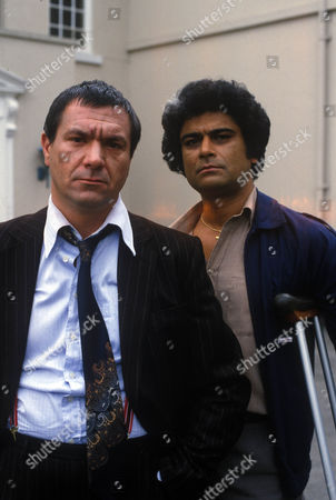 'Bloomfield'  TV - 1983 - Michael Elphick as Billy Gibbs and Marc Zuber as Bloomfield.
