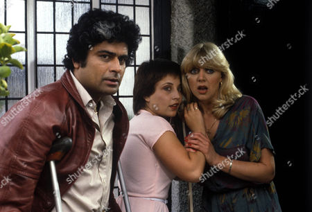 'Bloomfield'  TV - 1983 - Marc Zuber as Bloomfield, Claire Toeman as Cherry Gibbs and Carol Hawkins as Trish Gibbs