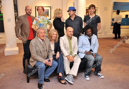 Editorial photo of Britain Arts Charity - Sep 2009