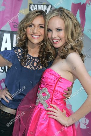 Alyson Stoner and Meaghan Jette Martin