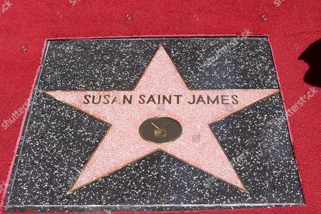 Susan Saint James Star