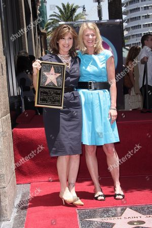 Susan Saint James and sister Mary Mercedes Dewey