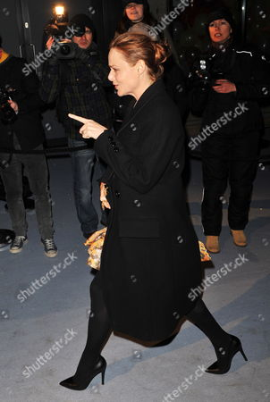 British Fashion Designer Stella Mccartney Arrives at the 'Love Ball' Charity Fundraiser Night Held at the Roundhouse in London Britain 23 February 2010 Russian Model Natalia Vodianova and Harper's Bazaar Editor Lucy Yeomans Host Fundraiser in Aid of Vodianova's Charity the Naked Heart Foundation Raising Money to Build Playgrounds For Children in Her Home Country As Well As Uk Children's Charities the Venue is Transformed Into an Adult Fairground Under the Creative Direction of British Designer Dinos Chapman the Evening Also Includes an Auction of Commissioned Works From Artists Including Jeff Koons Francesco Vezzoli Goscha Ostretsov and Marc Quinn United Kingdom London