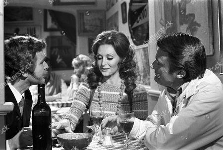 'The Protectors' TV - Disappearing Trick - 1972 - Derren Nesbitt, Nyree Dawn Porter, Robert Vaughn.