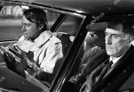 'The Protectors' TV - Balance of Terror - 1972 - Robert Vaughn, Nigel Green.