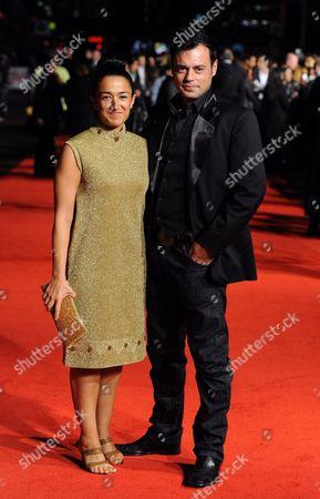 Editorial picture of Britain London Film Festival 2010 - Oct 2010
