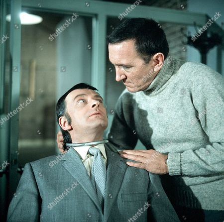 'Randall and Hopkirk [Deceased] TV - 1969 - Vendetta for a Dead Man - Barrie Ingham, George Sewell