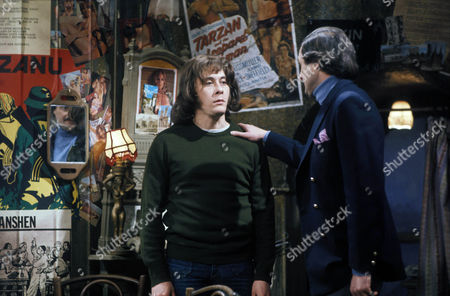 'Rising Damp'   TV Richard Beckinsale and Peter Bowles Stage Struck Series 3 Episode 2
