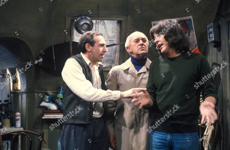 'Rising Damp'   TV Leonard Rossiter, George a Cooper and Richard Beckinsale The Permissive Society Series 2 Episode 1
