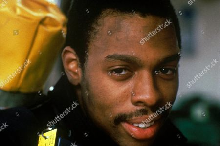 'London's Burning   TV Series 3 1990 Picture shows - Treva Etienne as Tony Sanders.