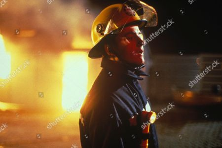 Stock Photo of 'London's Burning   TV Series 6 1993 Picture shows - Stephen North as Colin Parrish
