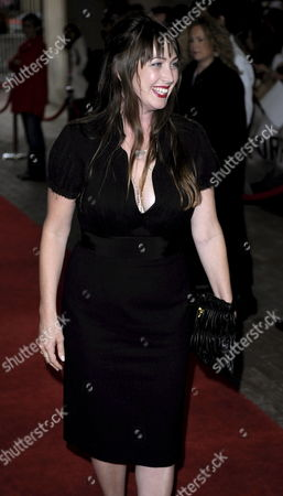Stock Image of Director Adria Petty Arrives For a Screening of Her Film 'Paris not France' at the 33rd Annual Toronto International Film Festival in Toronto Canada On 09 September 2008