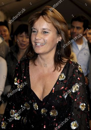 German Director Caroline Link Arrives For the World Premiere of Her Film 'A Year Ago in Winter' at the 33rd Annual Toronto International Film Festival in Toronto Canada On 09 September 2008