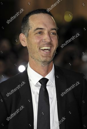 Canadian Director Michael Mcgowan Arrives on the Red Carpet For His Film 'Score a Hockey Musical' on the Opening Night of the 35th Annual Toronto International Film Festival in Toronto Canada on 09 September 2010 Canada Toronto