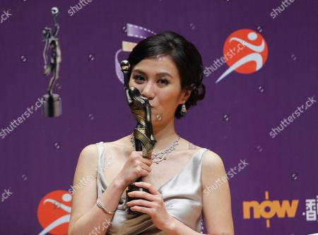 Editorial image of China Cinema Awards - Apr 2010