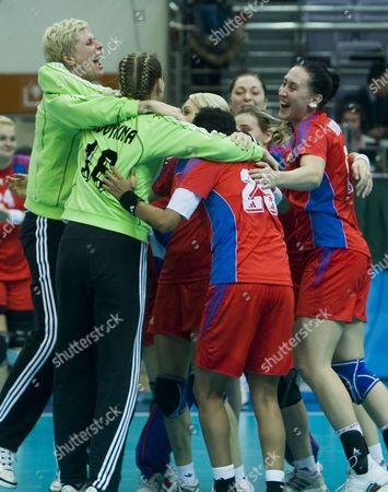 Editorial picture of China Handball Women's Xix World Championship - Dec 2009