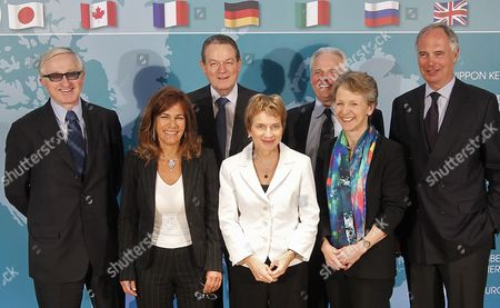 Editorial image of France B8 Business Confederations Forum - Apr 2011