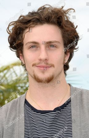 English Actor Aaron Johnson Poses During the Photocall of the Movie 'Chatroom' During the 63rd Cannes Film Festival in Cannes France 14 May 2010 the Movie by Japanese Director Hideo Nakata is Presented in the 'Un Certain Regard' Selection at the Cannes Film Festival 2010 Running From 12 to 23 May France Cannes